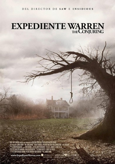 Un cartel alternativo de Expediente Warren