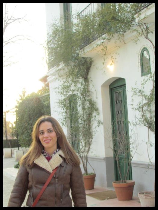 Huerta de San Vicente, Granada, 2012