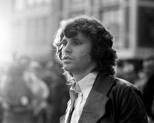 Jim Morrison, líder de The Doors