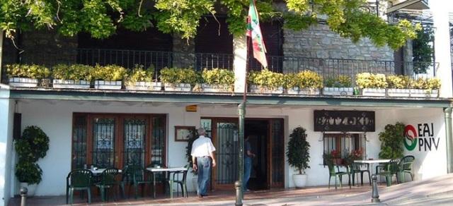 Batzoki Jatetxea, Hondarribia, San Sebastián