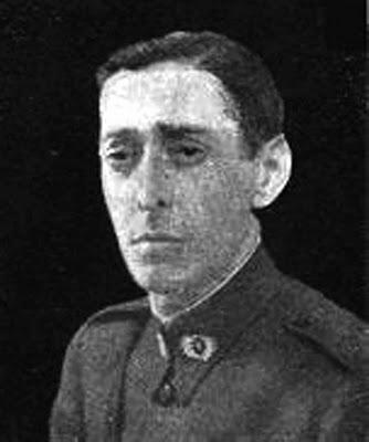 El comandante José Valdés Guzmán, principal responsable del asesinato de Lorca