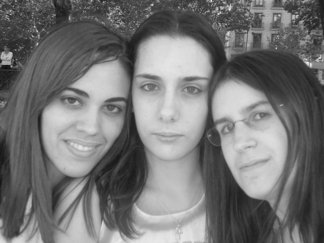 Plaza de Oriente, Madrid, 2007