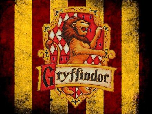 Escudo de la casa Gryffindor