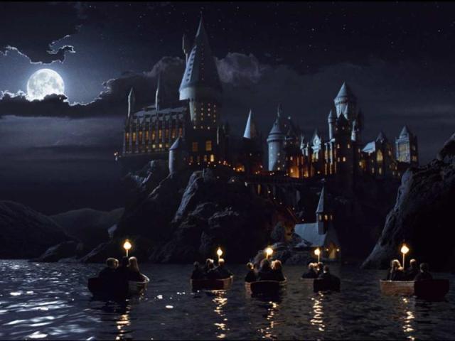 El Colegio Hogwarts de Magia y Hechicería en las películas de Warner Bros