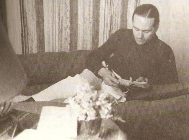 Luis Cernuda en los años 30