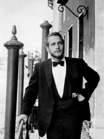 Paul Newman en Venecia