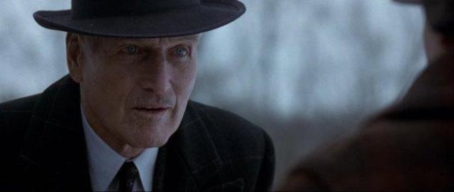 Paul Newman en Camino a la perdición, 2002