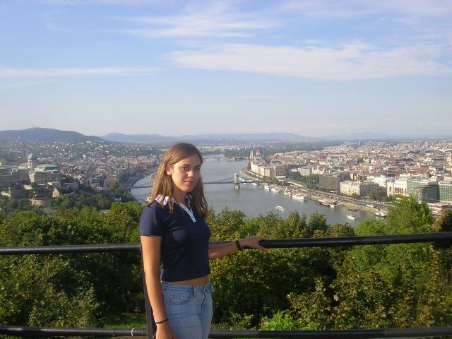 Budapest, agosto de 2007