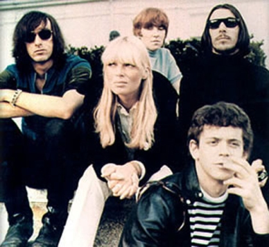 The Velvet Underground & Nico, 1967. Lou Reed al frente
