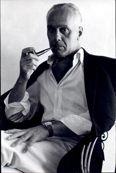 Luis Cernuda en sus últimos años