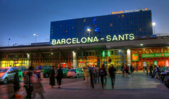 Estación de Barcelona-Sants