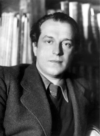 Rafael Alberti en los años treinta