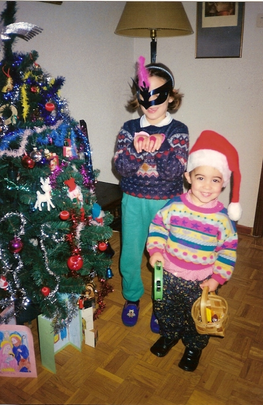 Navidades del 96