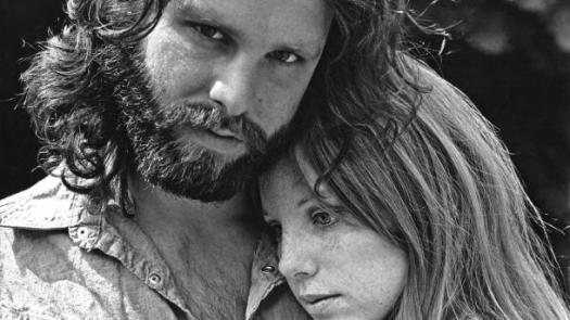 Jim y Pam en 1969