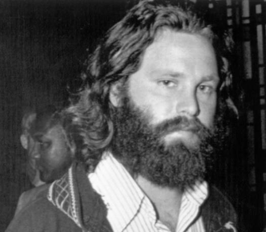 Jim Morrison en 1970