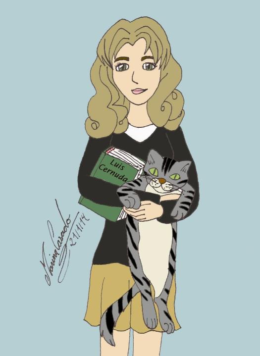 Dibujo realizado por Marina Casado