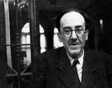 Antonio Machado en 1938