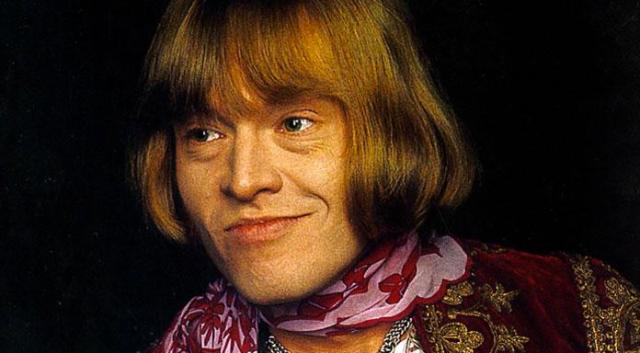 Brian Jones, primer líder de The Rolling Stones, fallecido en 1969