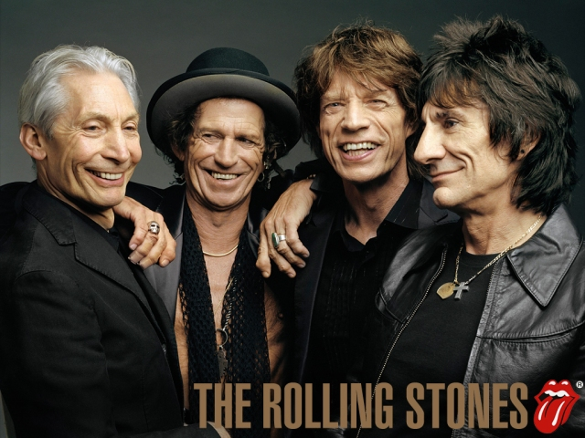 The Rolling Stones, rockeros septuagenarios