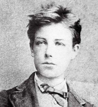 El joven poeta Arthur Rimbaud podría ser la inspiración para el personaje de Lafcadio Wluiki
