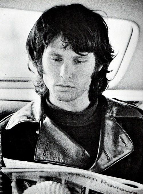 Jim Morrison en 1967