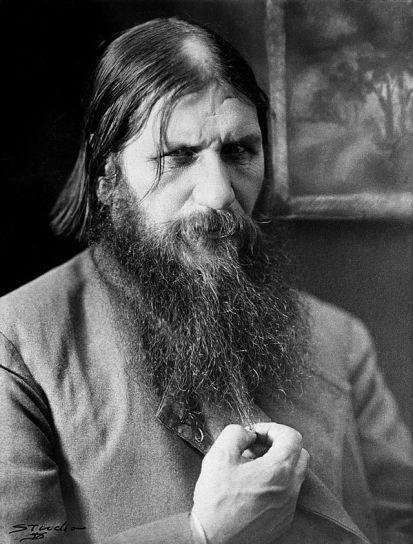 Gregori Rasputín, consejero de la zarina Alejandra