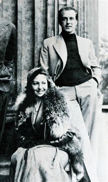 Rafael Alberti y María Teresa León en los años treinta