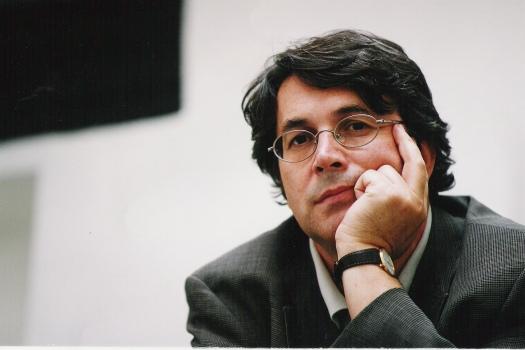 El escritor Andrés Trapiello, autor de Las armas y las letras