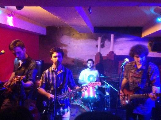 The Vagus Group en directo en La Leyenda