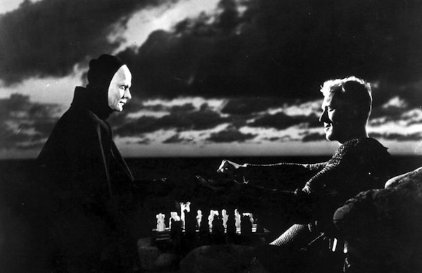 Fotograma de El séptimo sello (1957), de Ingmar Bergman