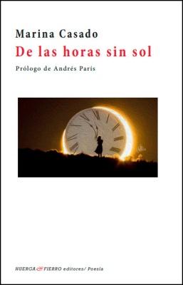 Portada de la obra De las horas sin sol (Huerga y Fierro, 2019)